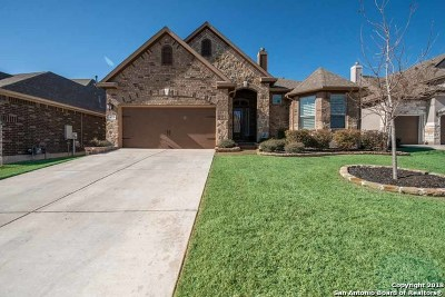 San Antonio Single Family Home New: 18719 Gran Mesa