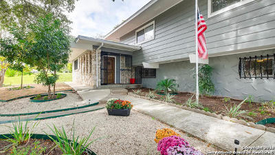 San Antonio Single Family Home New: 5203 Newcome Dr