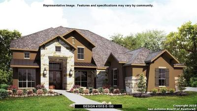 New Braunfels Single Family Home For Sale: 1035 Napoli