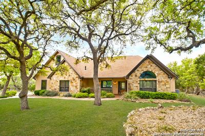 Bulverde Single Family Home For Sale: 1125 Glenwood Loop