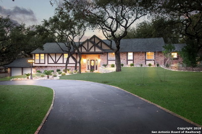 Comal County Single Family Home Active RFR: 9263 Cinchona Trl