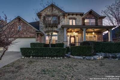 San Antonio Single Family Home New: 3438 Condalia Ct