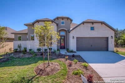 Bexar County Single Family Home For Sale: 3910 Monteverde Way