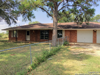 San Antonio Single Family Home For Sale: 13241 Stuart Rd