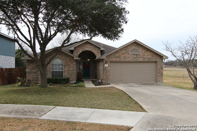 Guadalupe County Single Family Home New: 101 Winter Frost