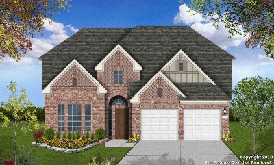 Belterra Single Family Home New: 2611 Cielo Trace