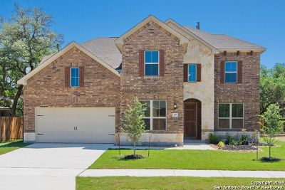 Kendall County Single Family Home New: 306 Woods Of Boerne