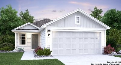Converse Single Family Home New: 4943 Everett Loop