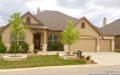 Boerne Single Family Home New: 28807 Pfeiffers Gate