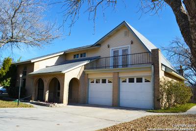 Schertz Single Family Home Price Change: 108 Richardson