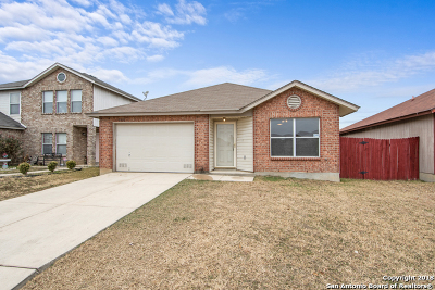 San Antonio Single Family Home Back on Market: 9931 Panther Bay