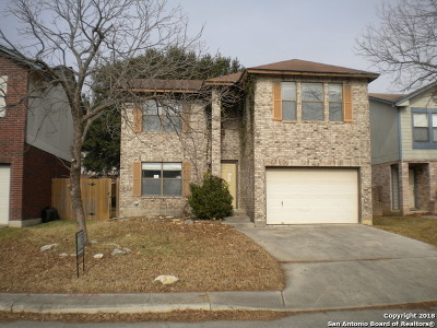 Bexar County, Comal County, Guadalupe County Single Family Home Price Change: 4607 Camas