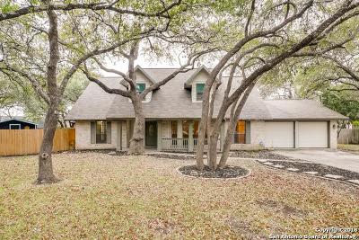 San Antonio Single Family Home New: 1211 Elks Pass Cir