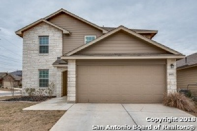 San Antonio TX Single Family Home New: $249,000