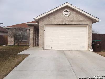 San Antonio TX Single Family Home New: $142,500