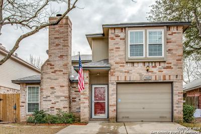 San Antonio TX Single Family Home New: $182,500