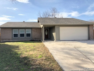 Kirby Single Family Home New: 5100 Alan Bean Dr