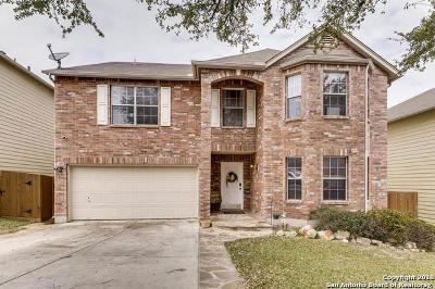 San Antonio Single Family Home Back on Market: 17190 Irongate Rail