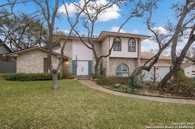 San Antonio TX Single Family Home New: $279,999