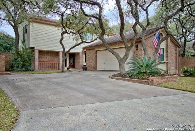 San Antonio TX Single Family Home New: $275,999