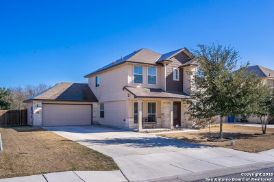 New Braunfels Single Family Home New: 1018 Birdsong Ln