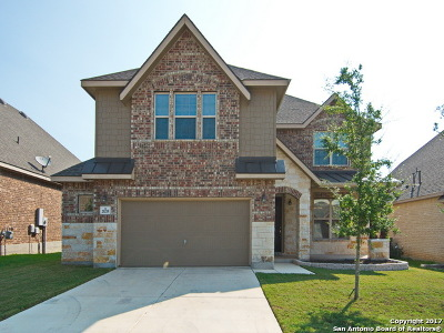 San Antonio Single Family Home New: 20218 Bristol Mesa
