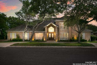 San Antonio TX Single Family Home New: $1,000,000