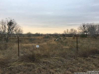 Atascosa County Residential Lots & Land For Sale: 8400 W Fm 140
