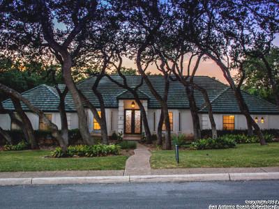 San Antonio Single Family Home New: 3 Inwood Manor