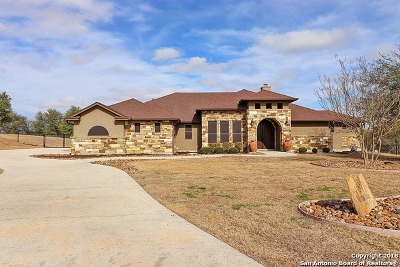 Cibolo Single Family Home New: 6560 Mustang Vly