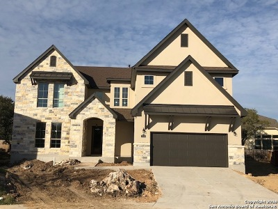 Single Family Home For Sale: 3623 Belle Strait
