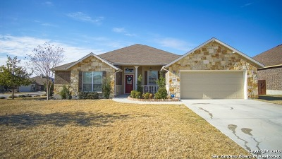 New Braunfels Single Family Home New: 2282 Sungate Dr
