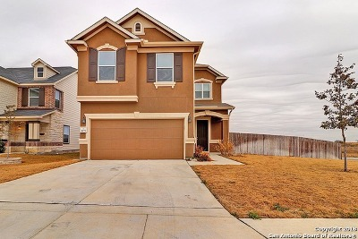 New Braunfels Single Family Home New: 4029 Legend Pond