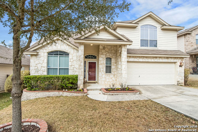 San Antonio Single Family Home Active RFR: 17015 Darien Wing