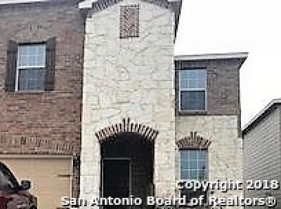 San Antonio Single Family Home For Sale: 3814 Hawthorn Bend