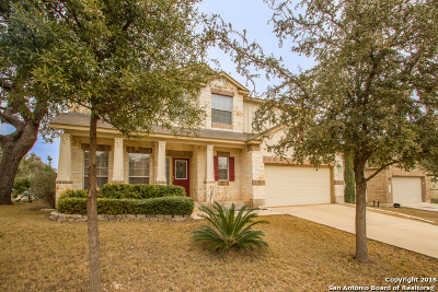 Helotes Single Family Home New: 10511 Hanbury Path