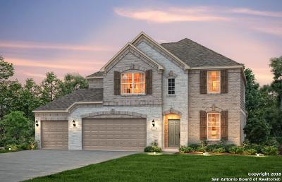 San Antonio Single Family Home New: 13915 Thera Isle