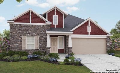 Schertz Single Family Home New: 2827 Mineral Springs