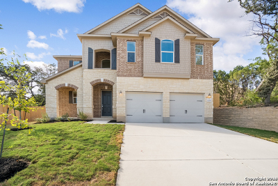 Helotes Single Family Home Active Option: 11349 Red Oak Turn
