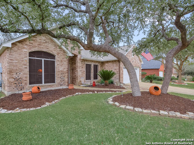 San Antonio Single Family Home New: 2506 Brighton Oaks