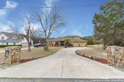 San Antonio Single Family Home New: 26041 White Eagle Dr