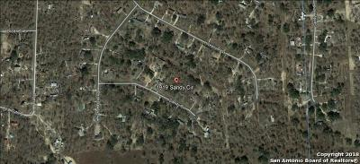 San Antonio Residential Lots & Land New: 1919 Sandy Circle