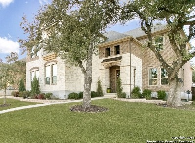 Boerne TX Single Family Home New: $469,000