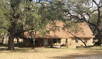 Floresville Single Family Home For Sale: 700 County Road 161