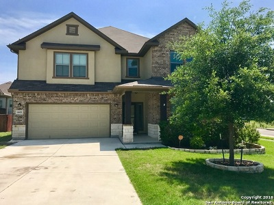 Schertz Single Family Home For Sale: 4600 Starwood St