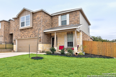 Boerne Single Family Home New: 7826 Paraiso Crest