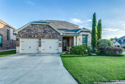 San Antonio Single Family Home New: 15542 Bayakoa Ct