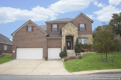 San Antonio Single Family Home For Sale: 3115 Howling Wolf