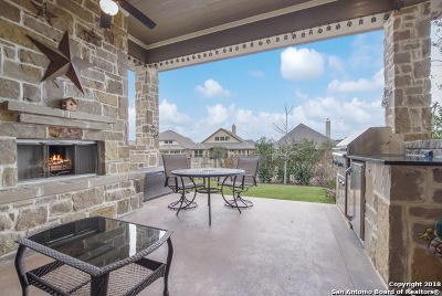 Helotes Single Family Home For Sale: 10522 Newcroft Pl