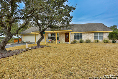 Boerne TX Single Family Home New: $399,000